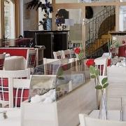 """Hotel """"Zum Alten Forsthaus"""" in Hürtgenwald - Ansicht: Restaurant"""