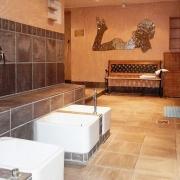 """Hotel """"Zum Alten Forsthaus"""" in Hürtgenwald - Ansicht: Sauna"""