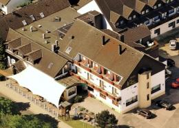 """Hotel """"Zum Alten Forsthaus"""" in Hürtgenwald - Ansicht: Aussenansicht"""